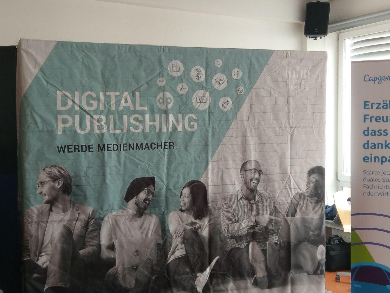 Hausmesse 18 Digital Publishing