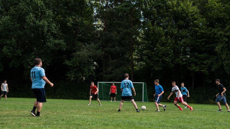Sporttag Fußballl