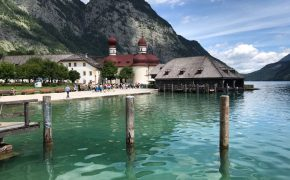 Studienfahrt ins Berchtesgadener Land