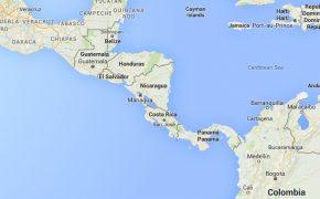 Besucher aus Zentralamerika auf Info-Tour