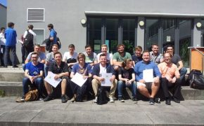 Berufsschulabsolventen Sommer 2016