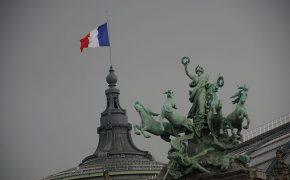 Die J 1 auf Studienfahrt in Paris