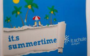 Sommerfest an der it.schule