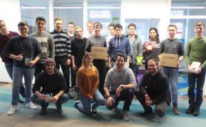 Schüler erhalten Einblick in ein Startup