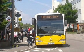 Rund um die it.schule – dritte Job-Shuttle-Tour