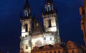 Jahrgangsstufe 1 auf Studienfahrt nach Prag
