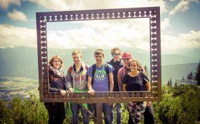 Schullandheim der TG-Eingangsklassen in Tirol