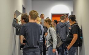 Großer Andrang an der it.schule